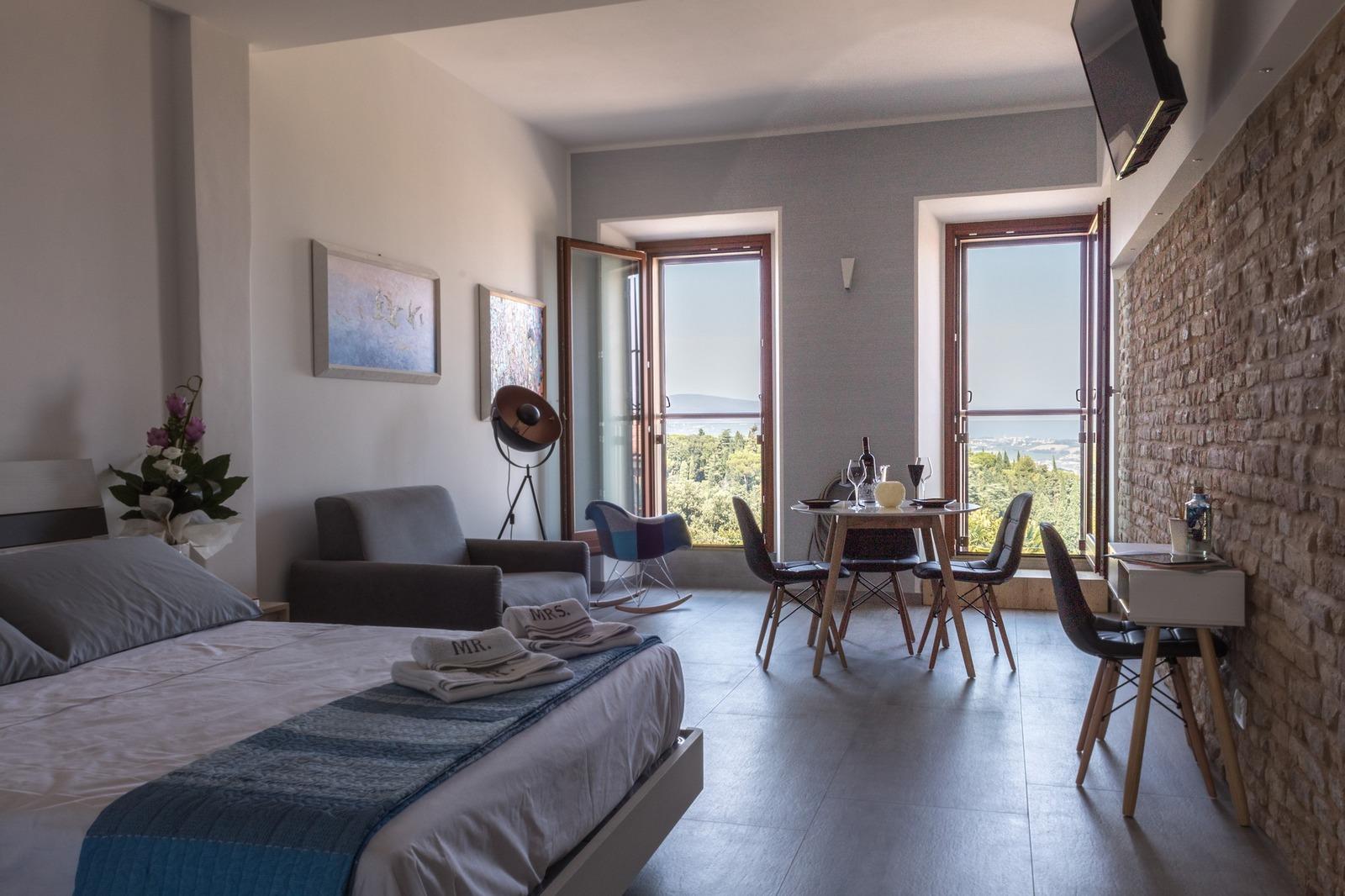 L Angolo Del Relax.Suite Con Spa Cucina Eleganza E Comodita Note Di Rame